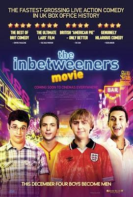 The Inbetweeners Movie สี่เกลอฮาแอ้มสาว