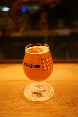 Nagroda wędrowca: piwo bursztynowe w Browarze Port