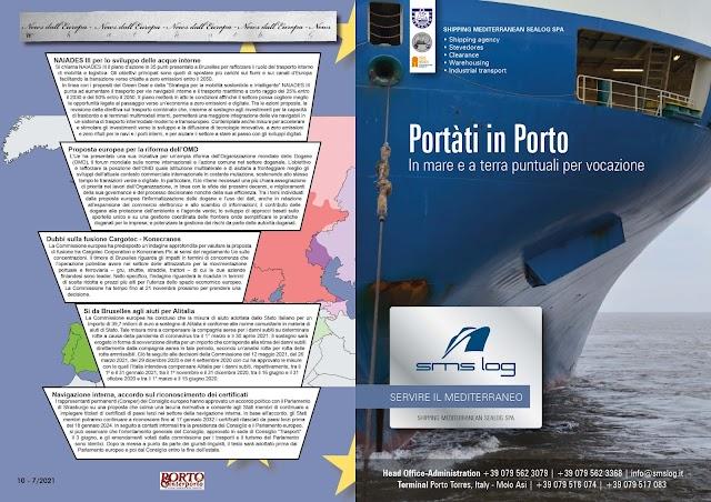 LUGLIO 2021 PAG. 10 -  News dall'Europa