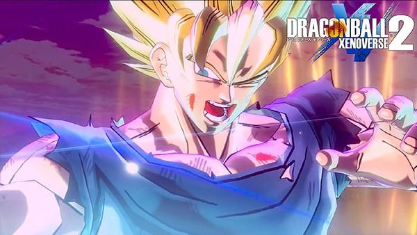 Dragon Ball Xenoverse 2 não permitirá importar o patrulheiro do tempo do primeiro jogo.