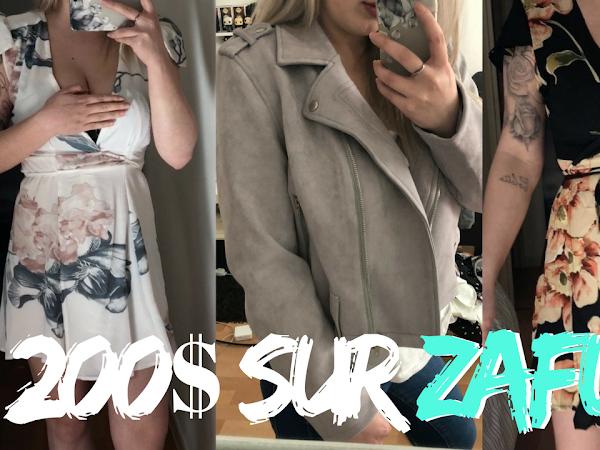 200$ sur ZAFUL !