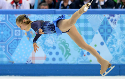 Information About Yulia Lipnitskaya Russian Athlete