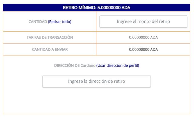 retiros freecardano.com