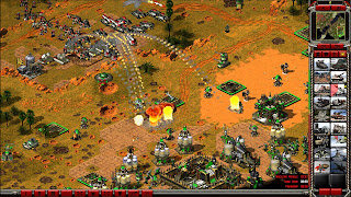 Command & Conquer Red Alert Update