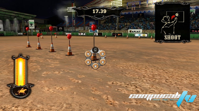 Top Hand Rodeo Tour Xbox 360 NTSC XGD2