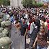 Se intensifican las protestas en el sur de México por arresto de líderes magisteriales