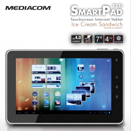 Tablet Android | Mediacom