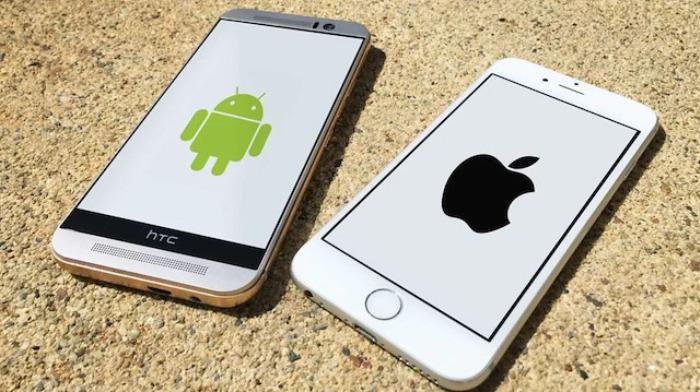 Android'den iPhone'a veri taşıma