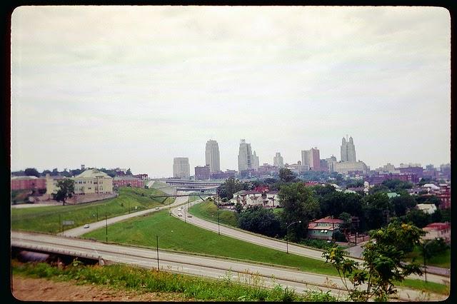 Kansas City Of The 1960s Vintage Everyday