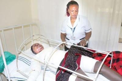 Shocking! Expectant Mother Sets Herself Ablaze I've Husband's Infidelity