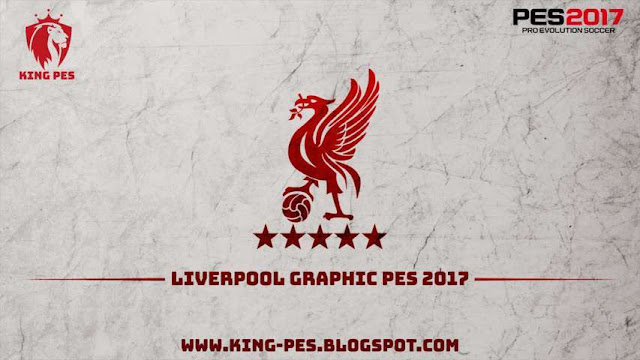 Liverpool Graphic Menu PES 2017