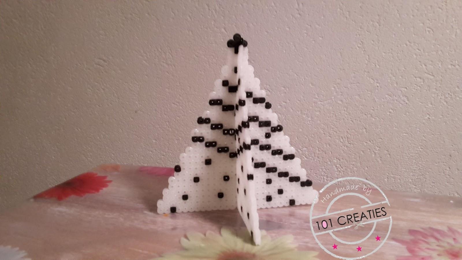 Maken 3d Kerstboom Glow In The Dark 101 Creaties