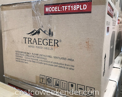 Traeger Scout Grill is easier to use than conventional charcoal grills