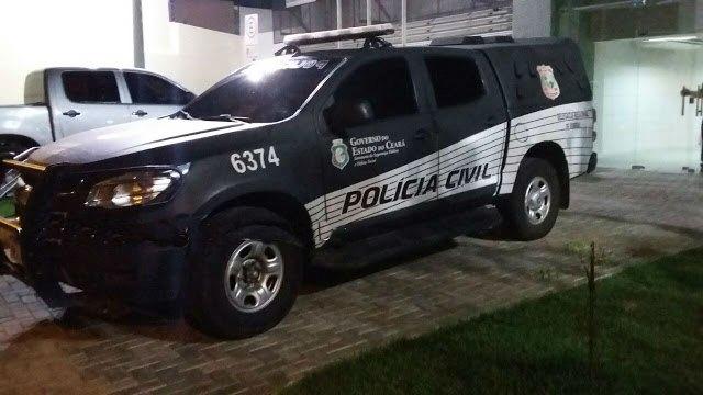 Resultado de imagem para VIATURA DA POLÍCIA CIVIL DE SOBRAL