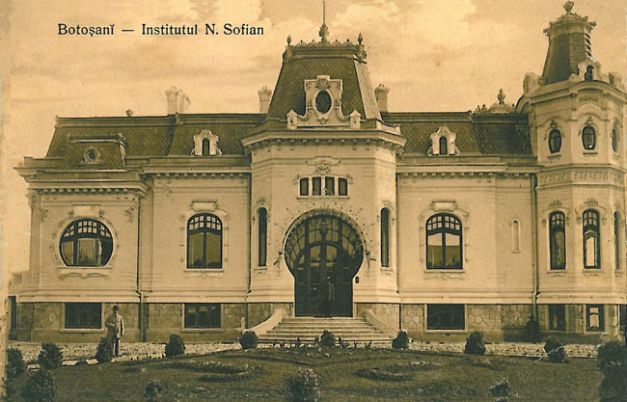Casa Sofian - Botosani