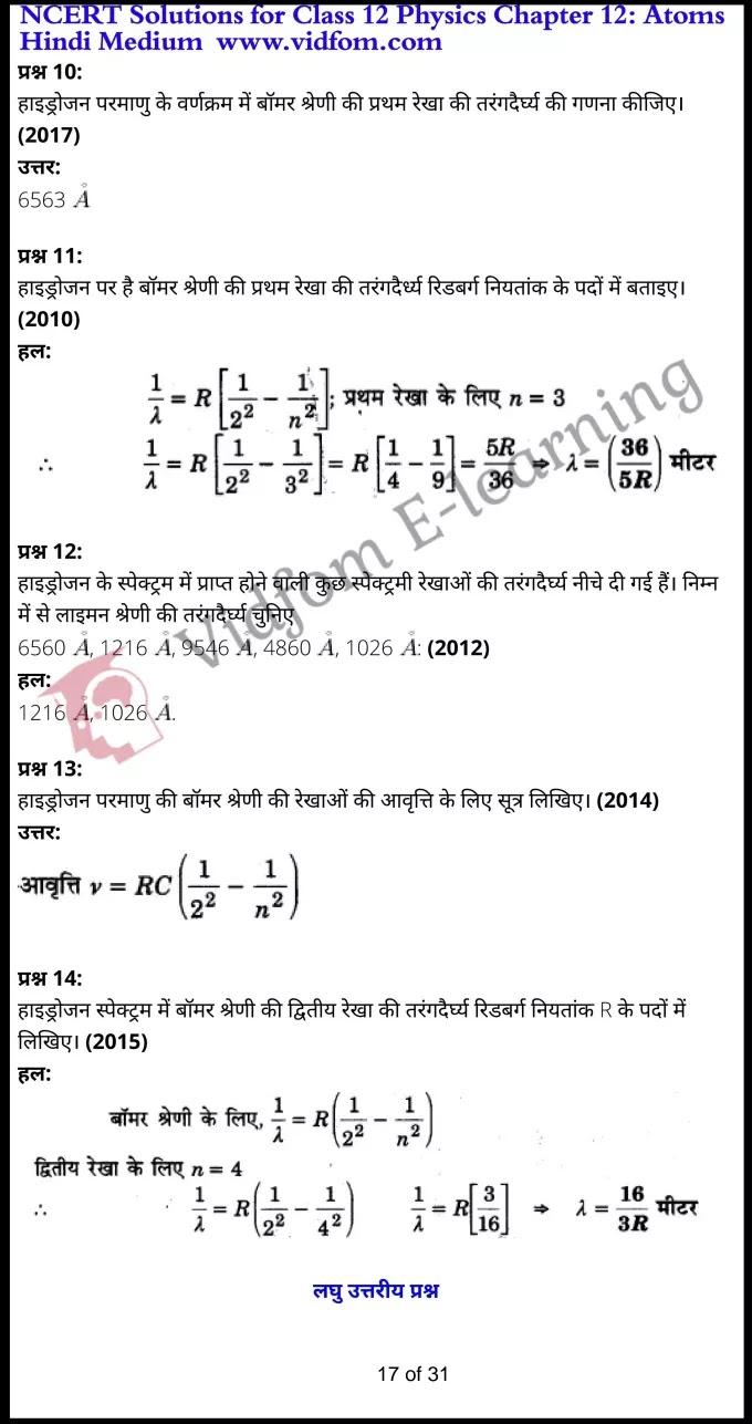 class 12 physics chapter 12 light hindi medium 17