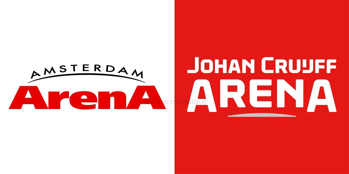 johan cruiijff arena nuovo nome