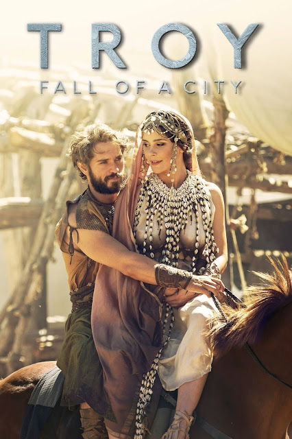 Troy Fall Of A City (2018-) ταινιες online seires oipeirates greek subs
