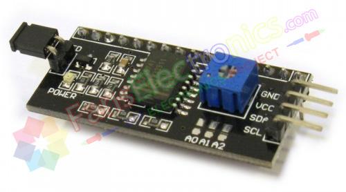 I2C LCD PCF8574 Module