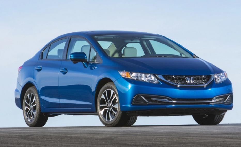 Where Are Honda Civics Made