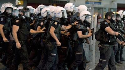 استعداد كامل للدول من اجل مظاهرات عيد العمال غداً