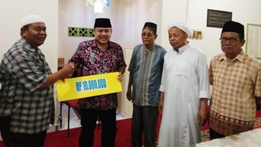 Wakil Ketua DPRD Padang: Jangan Gara-gara Pileg dan Pilpres Kita Terpecah Belah