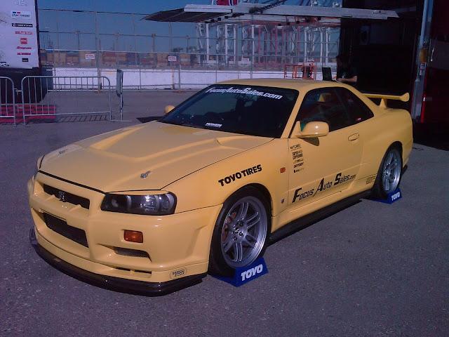 Nissan Skyline GT-R s in the USA Blog: R34 Nissan Skyline ...