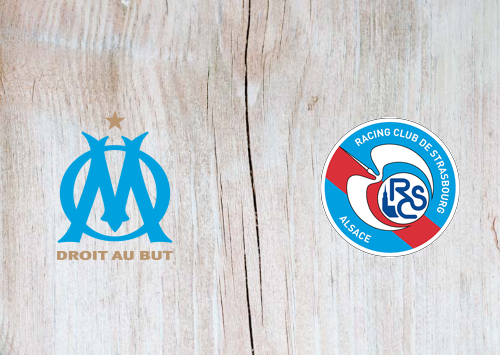 Olympique Marseille vs Strasbourg -Highlights 20 October 2019