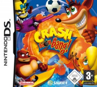 Rom Crash Boom Bang! NDS