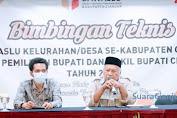 Bawaslu Cianjur Minta PKD dan Panwas TPS Awasi Masa Kampanye