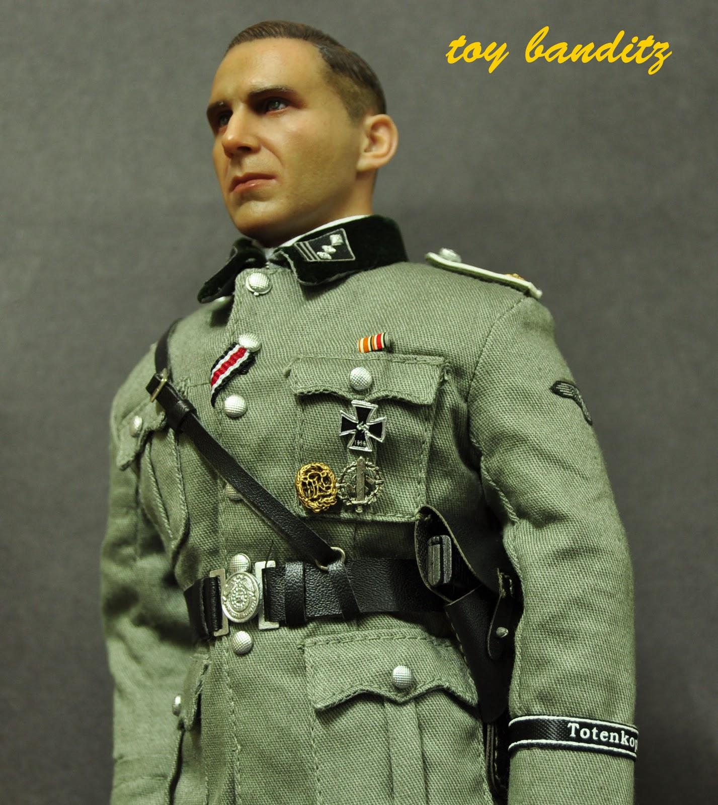 Toy Banditz: DID SS PANZER-DIVISION TOTENKOPF