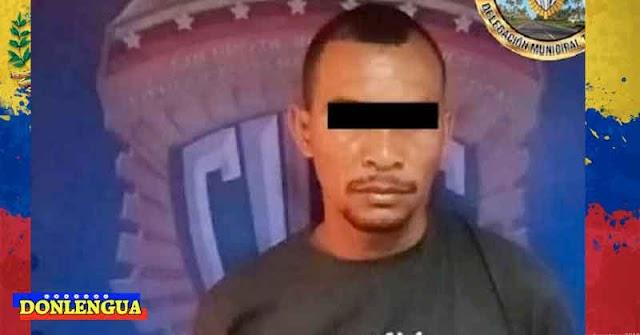 Otro atracador detenido en Tucacas por robar teléfonos celulares