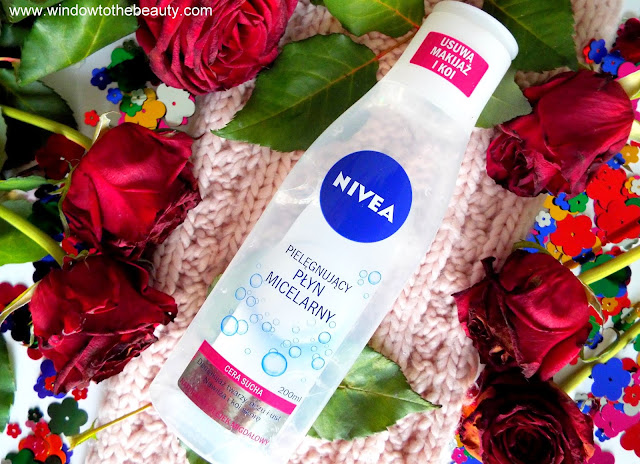 Nivea Micellar Water For Dry Skin review