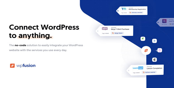 WP Fusion v3.29.6 - Connect WordPress to anything Download