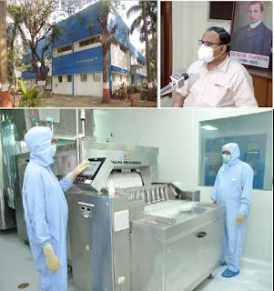 वैक्सीन का घरेलू उत्पादन बढ़ाने के लिए केंद्र ने उठाये कदम