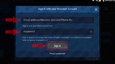 Cara Membuat Akun Moonton Untuk Mobile Legends