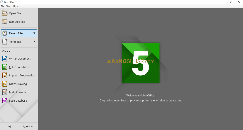 Download LibreOffice 5.3.4 Final Free Terbaru