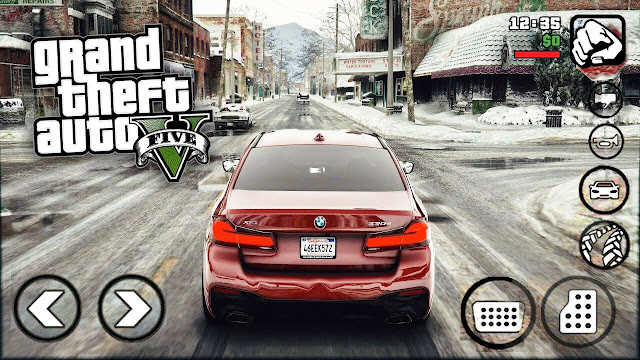 Download GTA V Real Mobile For Android Play Now Apk+Data | Gta 5 Mobile on Android | Mod GTA SAN