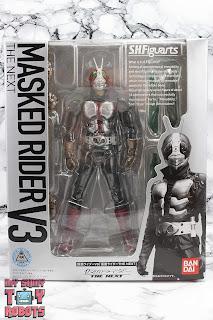 S.H. Figuarts Kamen Rider V3 (THE NEXT) Box 01