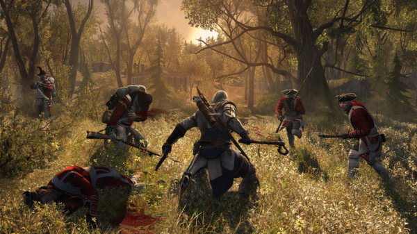 Assassin's Creed III Game Setup Download