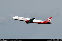 Airbus A321 / D-ABCF