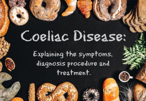 Coeliac Celiac Disease Gluten Free Living Lifestyle Diagnosing Treatment