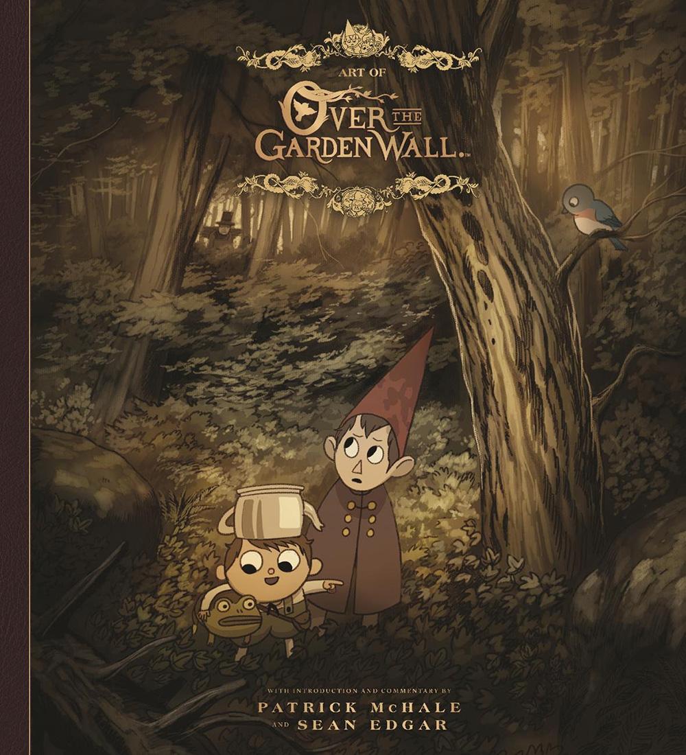 The Art of Over the Garden Wall (Patrick McHale)