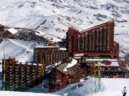 Transporte a los Centros de Esquí de Chile