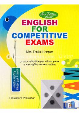 English For Competitive Exam by-Md. Fazlul Haque