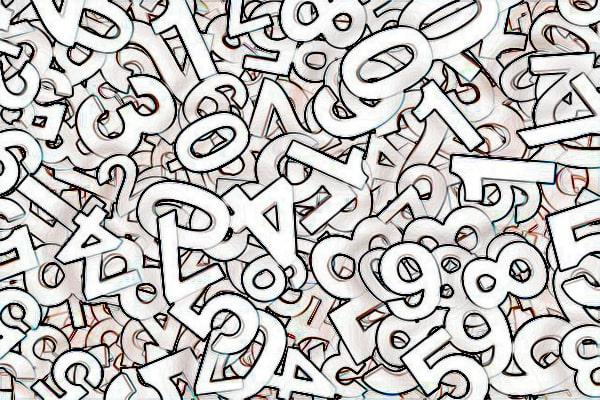 Различие чисел в математике с примерами. Факт про числа