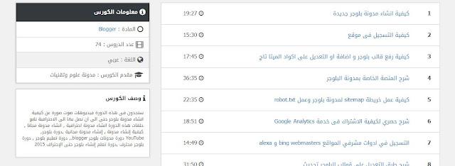 أفضل موقع عربي لتعلم البرمجة والتصميم و التدوين و اللغات و كل شيئ يخطر ببالك .