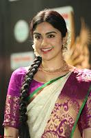 Adah Sharma looks super cute in Saree at IIFA Utsavam Awards 012.JPG