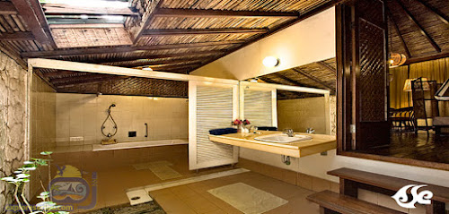 bathroom - pulau pantara resort