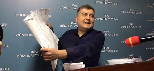 Azerbaiyán: opositor gana y le piden renuncie